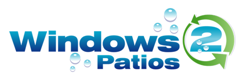 Windows 2 Patios Retina Logo